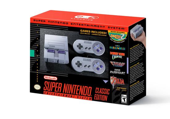 Preorders Nintendo: SNES Classic Edition