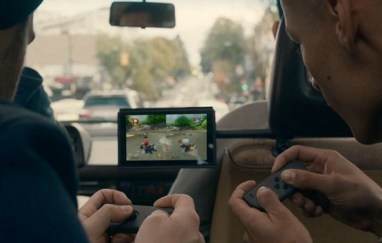 Spelgegevens op Switch kun je nog niet overzetten