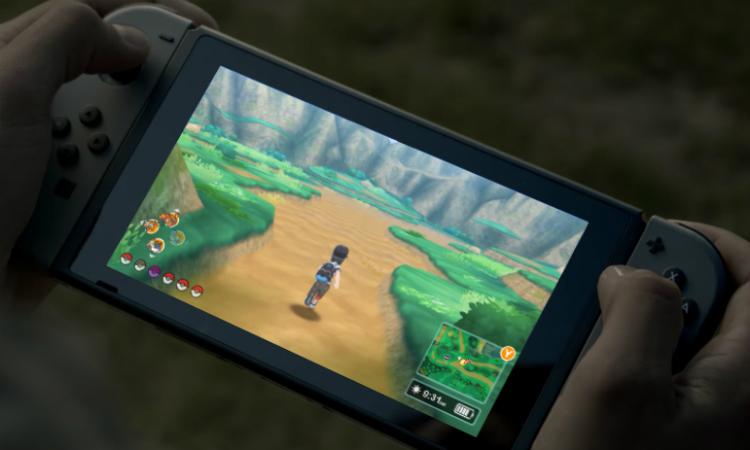 Pokémon game voor de Switch in 2018?