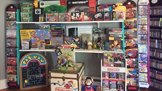 Deze Nintendo-verzameling bracht 20.000 dollar op