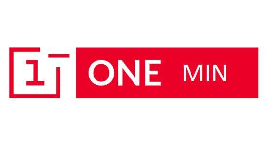 OneMin... Get it?