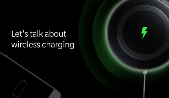 OnePlus 5T draadloos oplaadbaar