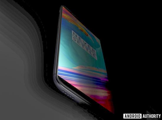 OnePlus 5T afbeelding lichter