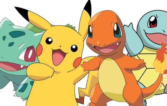Antieke Pokémons