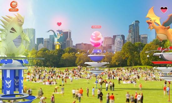 Pokemon GO zomerupdate