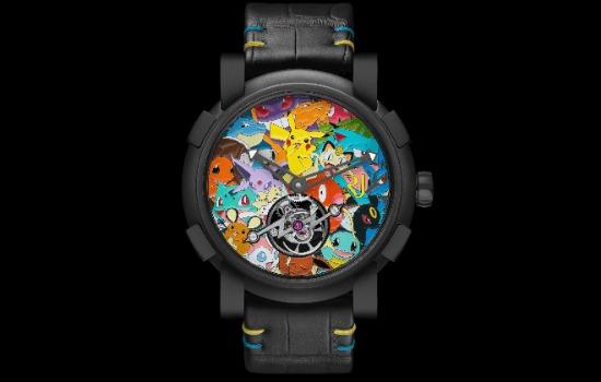 Duur Pokémon horloge