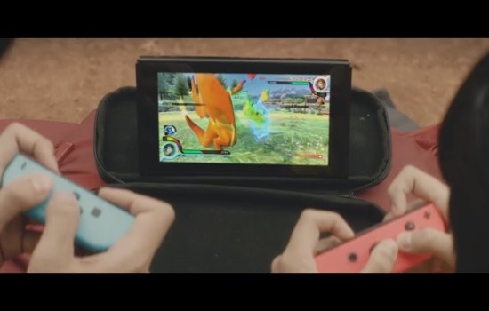Pokken Tournament DX voor de Nintendo Switch