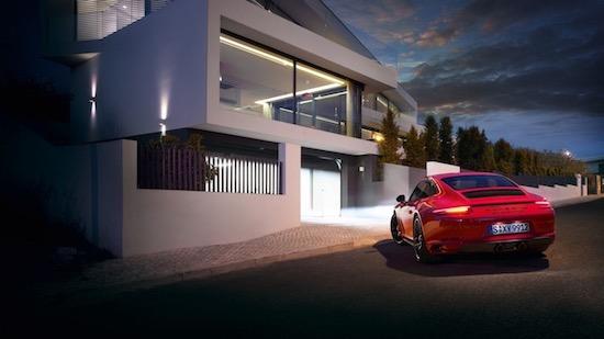 Porsche home-ix