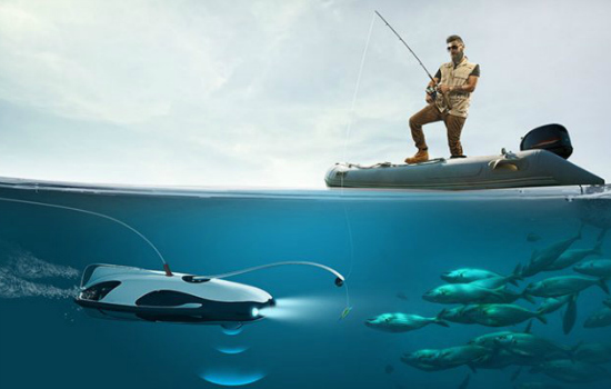 PowerRay FishFinder