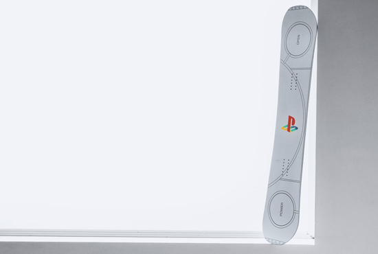 PS One Snowboard
