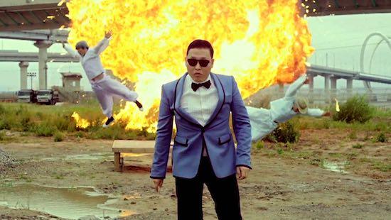 Gangnam Style niet langer meest bekeken video op YouTube