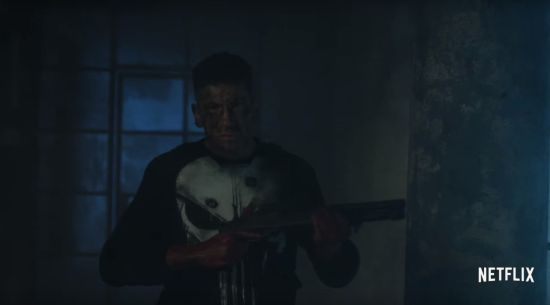 The Punisher + een shotgun = verwoesting
