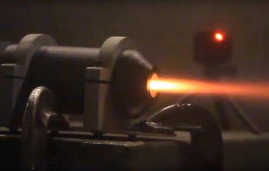 MIT maakt plastic raketmotor
