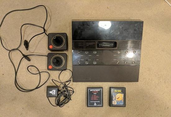 Deze oude Atari leverde duizenden dollars op