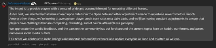 Reddit EA fittie