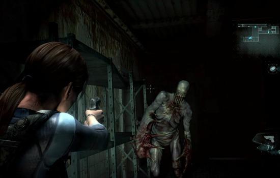 Resident Evil remake video