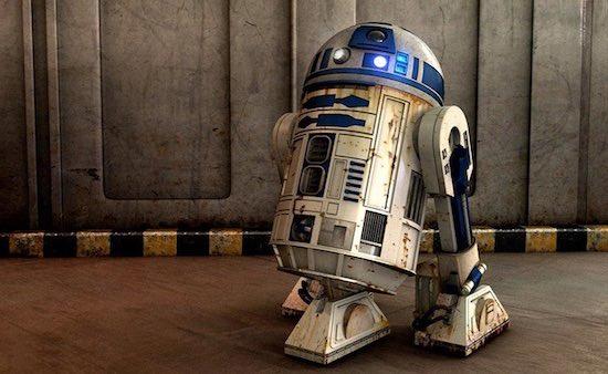 Bizar: iemand betaalde meer dan 2 miljoen voor een R2-D2