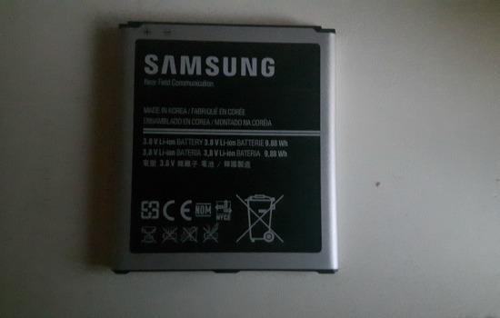 Een Samsung batterij