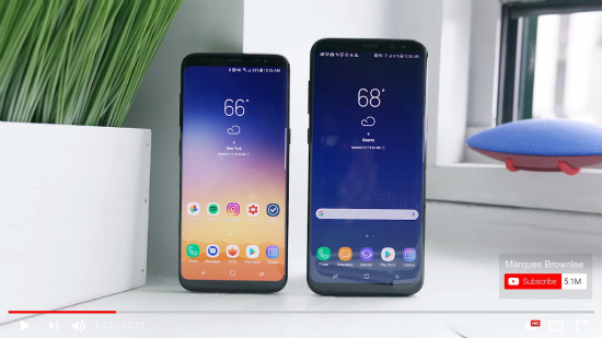 Samsung slaat Google K.O.