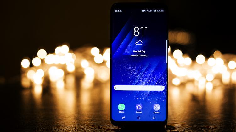 Samsung wil meer opslagruimte in smartphones proppen