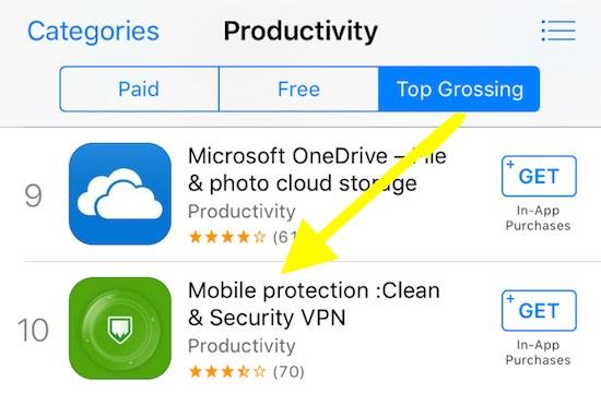 Opgelet! Scam apps aanwezig in de Apple App Store
