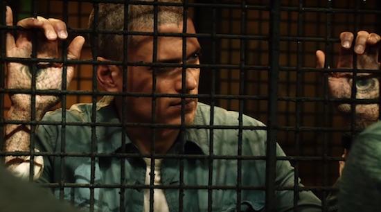 Wat we weten over het nieuwe (5e) seizoen Prison Break