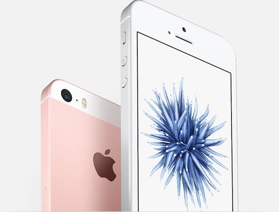 Apple kondigt iPhone SE met 128GB geheugen aan