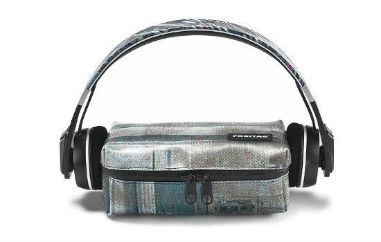 Deze koptelefoon komt zelfs met een speciaal hoesje