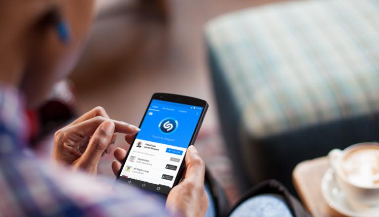 Overname Shazam door Apple dichtbij