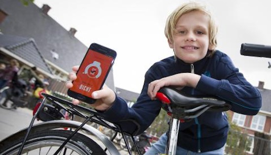 Dit slimme fietsslot komt van Nederlandse bodem [video]