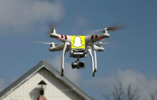 Een voorbeeld van hoe de drone eruit kan gaan zien