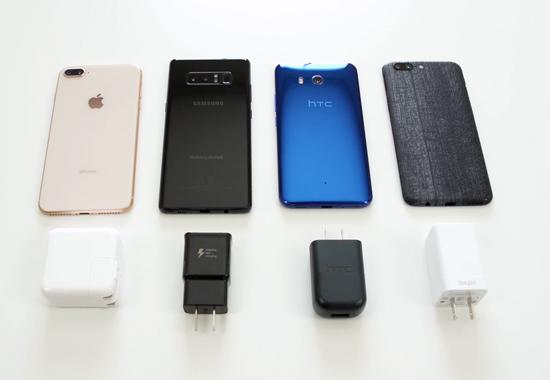Getest: deze smartphones laden het snelst op