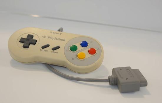 Dit is de zeldzame Nintendo Playstation