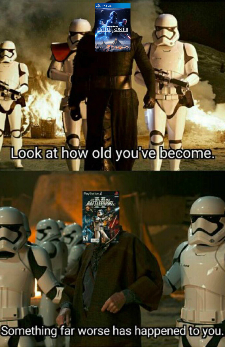 Oud versus nieuw