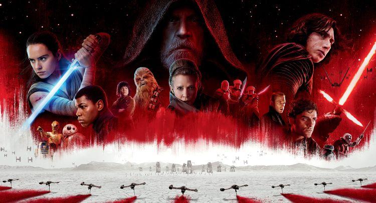 Star Wars - The Last Jedi... Wat een beest van een film