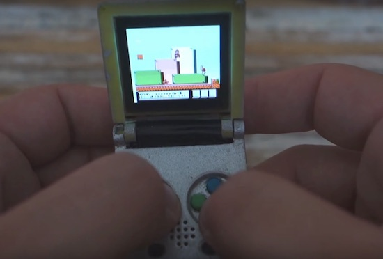Is dit apparaat de kleinste Game Boy ooit? [video]