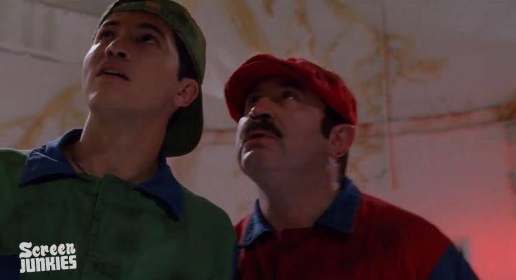 Als het maar niet zo slecht als deze Mario-verfilming wordt
