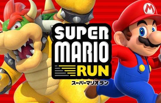 Nieuwe Super Mario Run verkoopcijfers