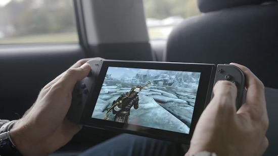 Android op Nintendo Switch: niet zo