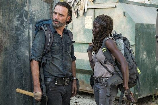 6 redenen waarom The Walking Dead minder spannend is