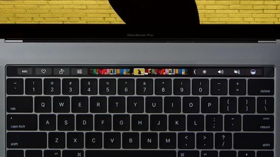 Nieuw toetsenbord MacBook Pro zorgt voor problemen