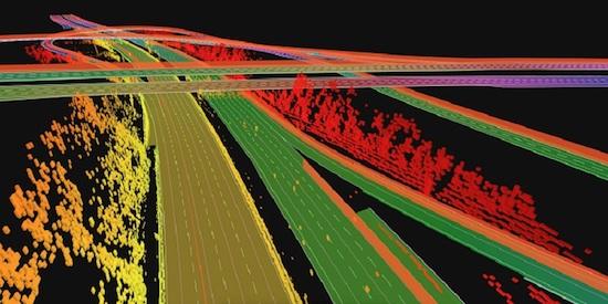 TomTom ontwikkelt kaarten voor zelfrijdende auto