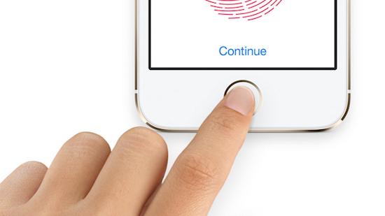 'Geen vingerafdrukscanner voor iPhone 8