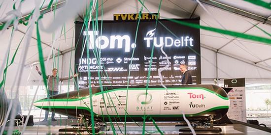 TU Delft Hyperloop