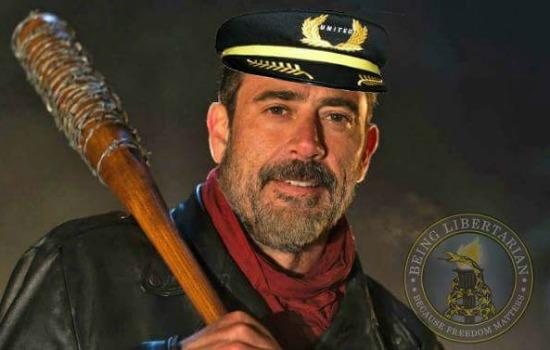 Nieuwe United Airlines captain