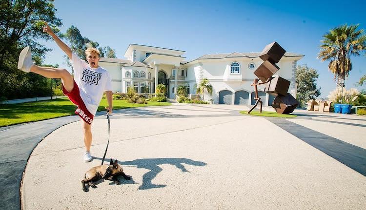 Dit huis van 6,9 miljoen dollar is van een YouTube-ster