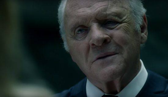 Zal Anthony Hopkins nog deel uitmaken van de cast?