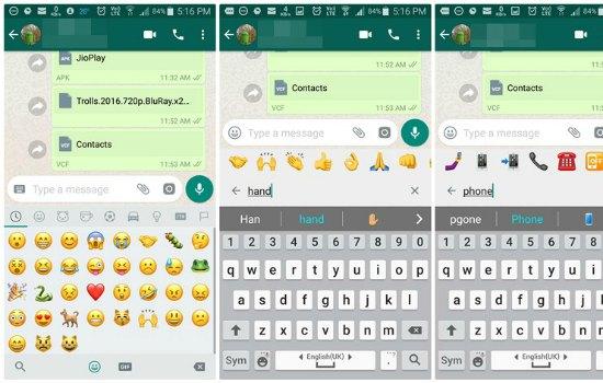 WhatsApp krijgt een nieuwe zoekfunctie