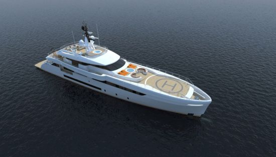 De WIDER 165 is 50 meter aan pure luxe