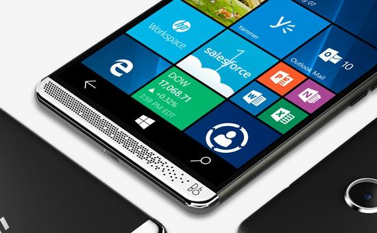 Windows Phone HP